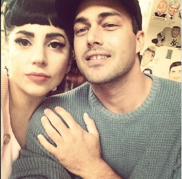 Lady Gaga wzi�a �lub?! (FOTO)