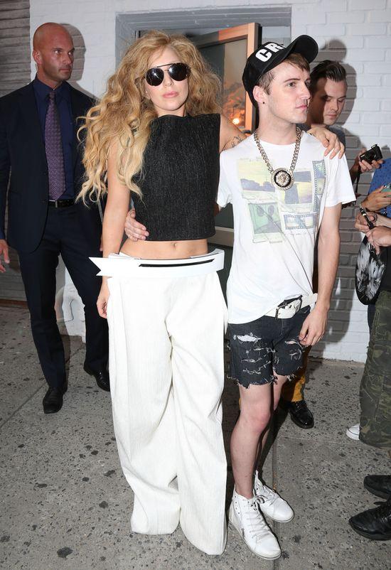 Lady Gaga nadal zaskakuje? (FOTO)
