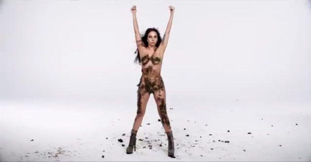 Tym dla Lady Gagy jest ARTPOP (VIDEO)