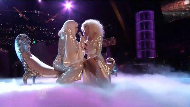 Lady Gaga i Christina Aquilera w jednej piosence (VIDEO)