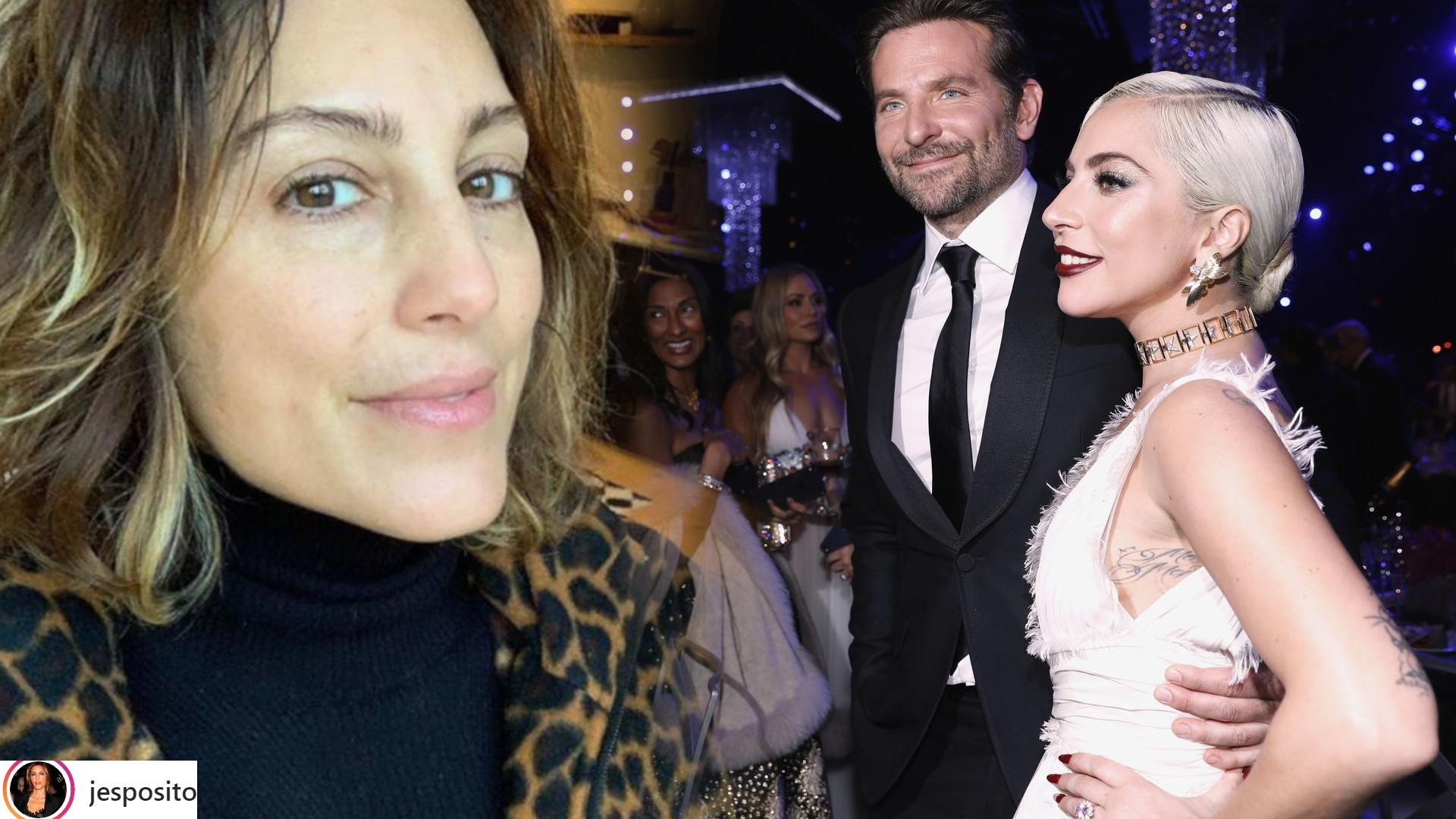 Była żona Bradleya Coopera SKOMENTOWAŁA jego znajomość z Lady Gagą