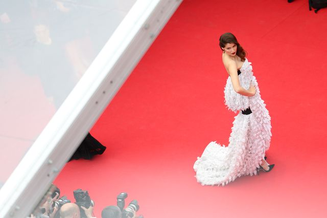 Pierwsze kreacje z festiwalu w Cannes (FOTO)