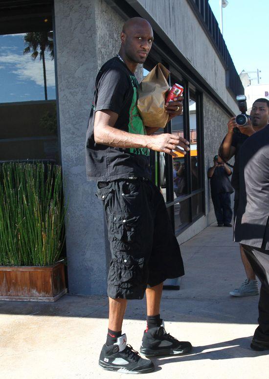 Do Khloe dotarły pogłoski, że Lamar przedawkował i umiera