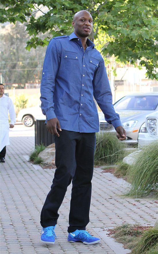 Lamar Odom i jego rodzina mogą mówić o cudzie?