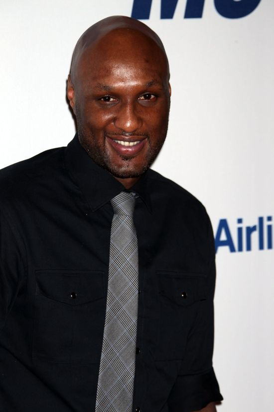 Wypadek Lamara Odoma to pr�ba samob�jcza?