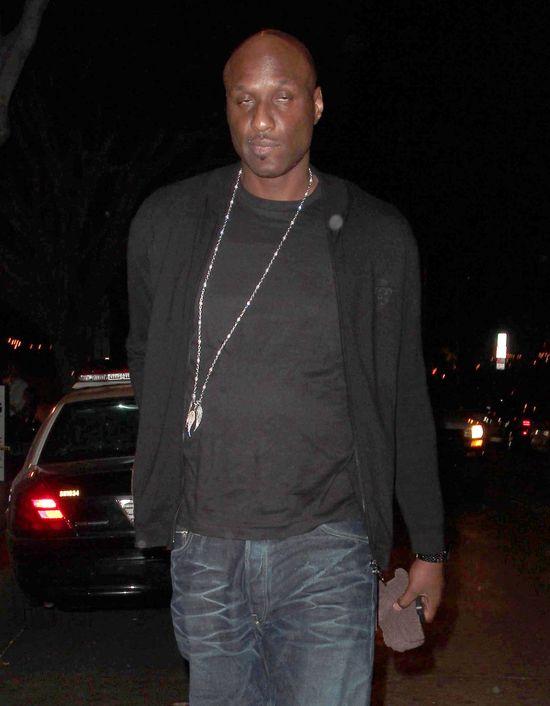 Krytyczne decyzje w sprawie Lamara Odoma podejmuje jego �ona