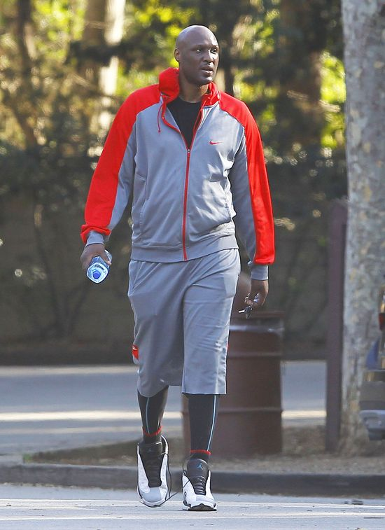 Krytyczne decyzje w sprawie Lamara Odoma podejmuje jego żona