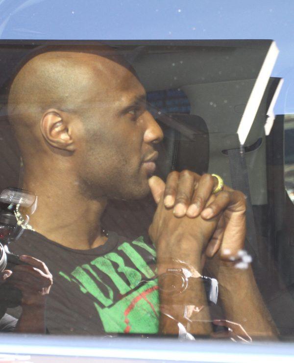 PRZEŁOM w stanie zdrowia Lamara Odoma!