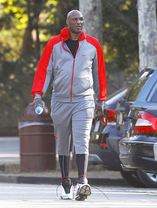 Nie najlepsze wieści na temat stanu zdrowia Lamara Odoma