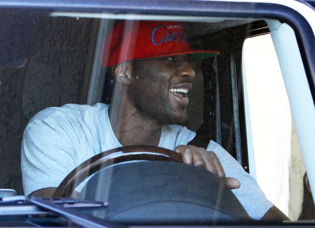 Lamar Odom trafił na odwyk i opuścił go po...