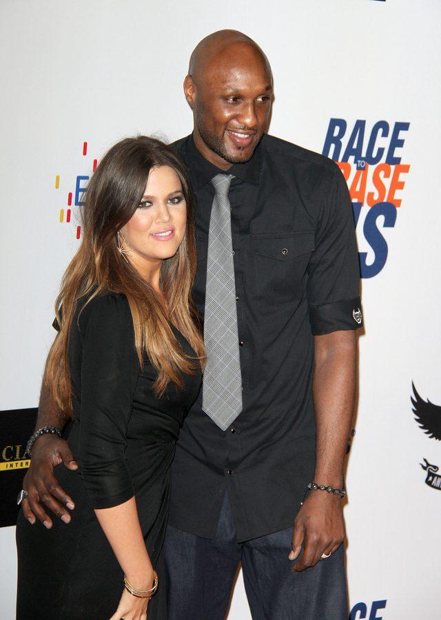 Khloe Kardashian przerywa milczenie w sprawie Lamara