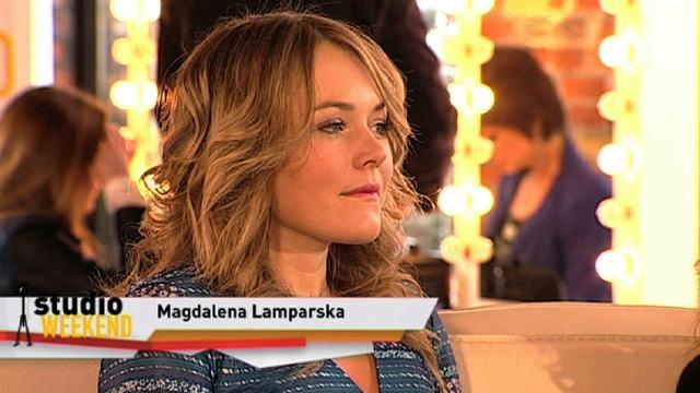 Lamparska o Banderasie: Poczułam, że nie ma granic