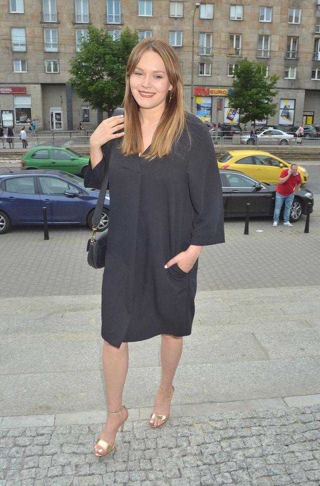 Magdalena Lamparska urodziła!