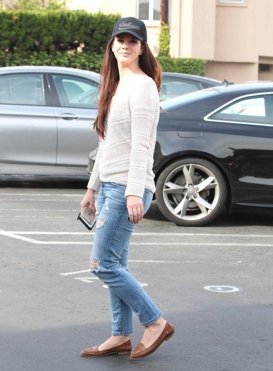 Czy Lana Del Rey znowu majstrowa�a przy twarzy? (FOTO)