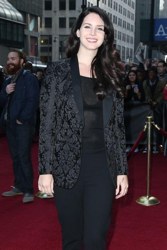 Lana Del Rey boi si� o swoje �ycie!