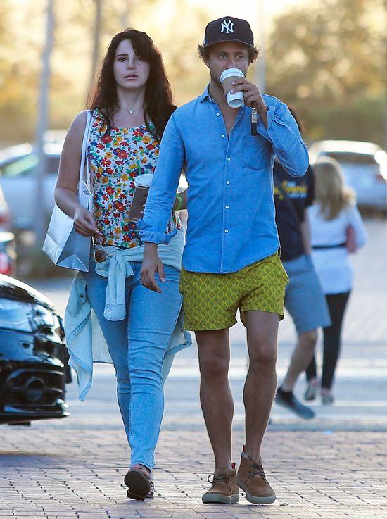 Lana Del Rey i jej chłopak znaleźli sposób na udany związek