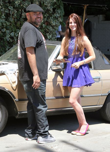 Lana Del Rey nie lubi się opalać (FOTO)