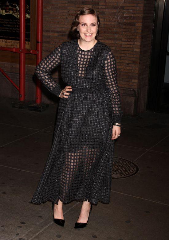 Lena Dunham chce porzucić aktorstwo!