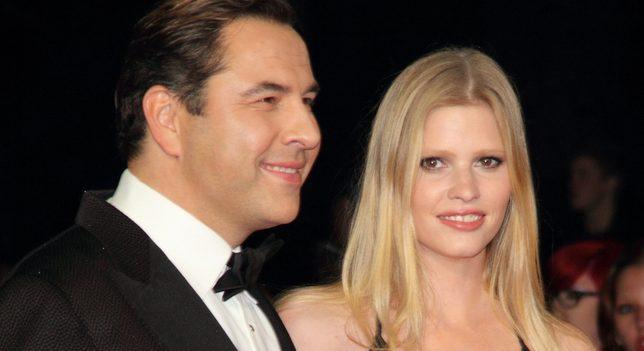 Lara Stone wyprowadziła się od męża, Davida Walliamsa