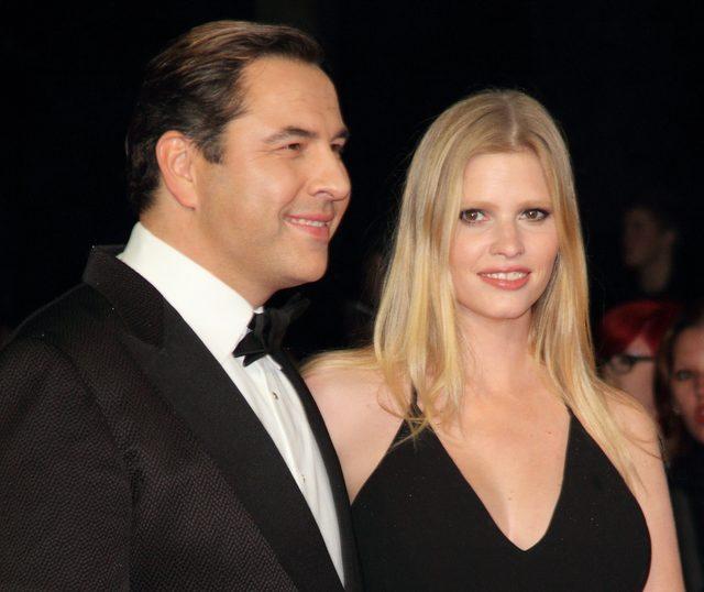 Lara Stone wyprowadziła się od męża, Davisa Walliamsa