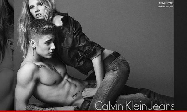 Lara Stone dostaje groźby śmierci po sesji z Bieberem