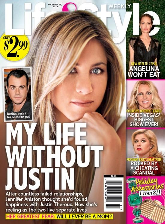 Jennifer Aniston i Justin Theroux już ze sobą nie mieszkają