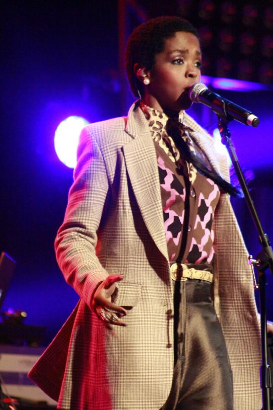 Lauryn Hill rozpoczęła odsiadkę