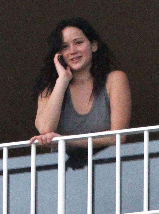 Jennifer Lawrence czuje się jak chihuahua...