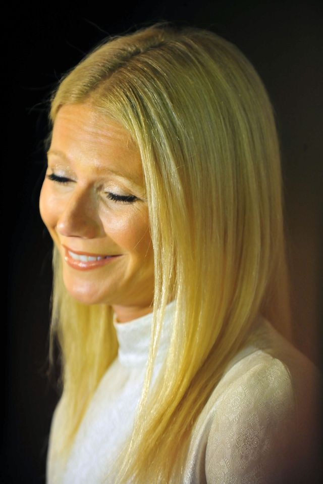 Co Gwyneth Paltrow sądzi o nowej partnerce Chrisa Martina?