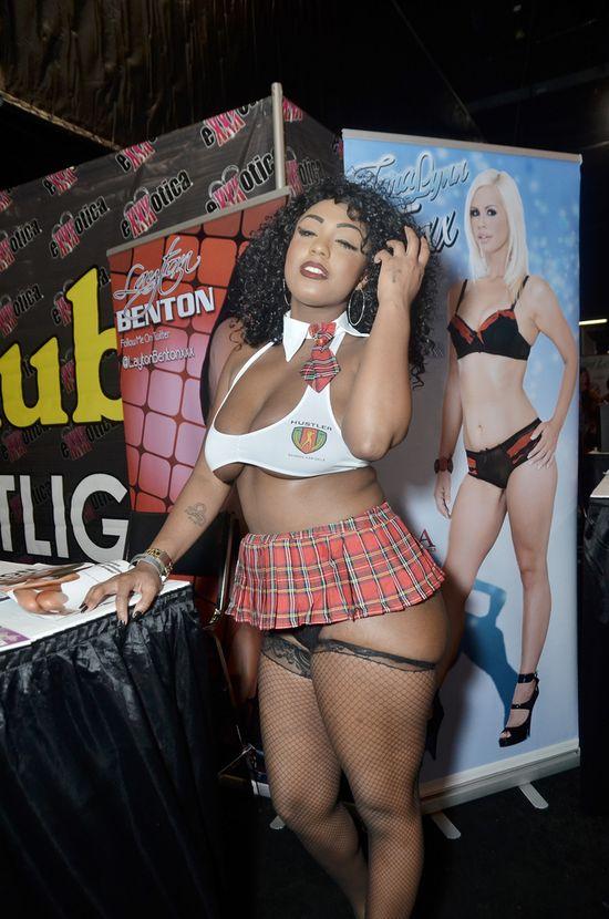Gwiazdy porno celebruj� swoje �wi�to (FOTO)