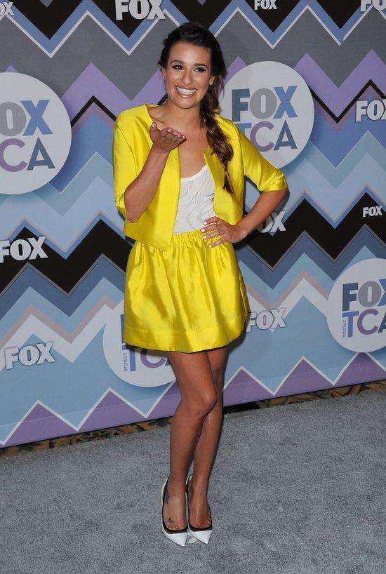 Gwiazdy na gali FOX All-Star Party (FOTO)