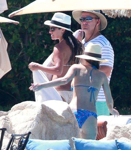Lea Michele w bikini (FOTO)