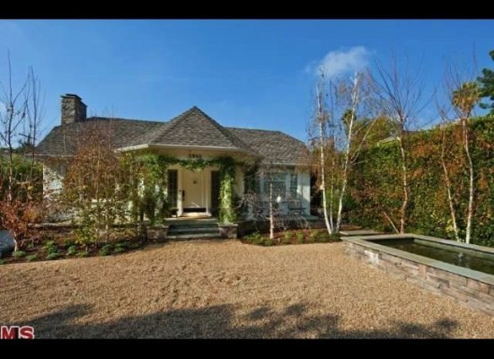 Lea Michele kupiła sobie domek (FOTO)