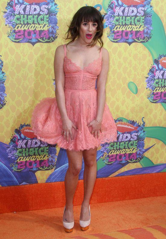 Lea Michele �ci�a w�osy?! (FOTO)