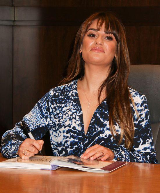 Naya Rivera odbije ch�opaka Lei Michele?