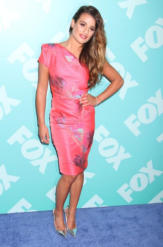 Lea Michele rozjaśniła włosy (FOTO)
