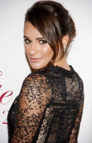 W stylu gwiazd: Lea Michele