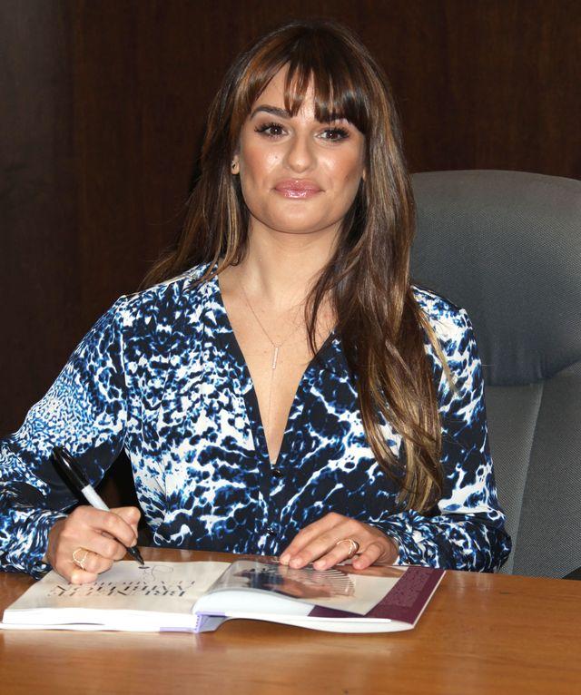 Lea Michele spotyka się z ŻIGOLAKIEM!