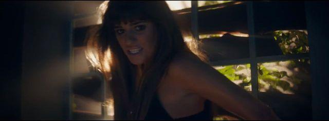 Seksowna Lea Michele w swoim pierwszym teledysku (VIDEO)