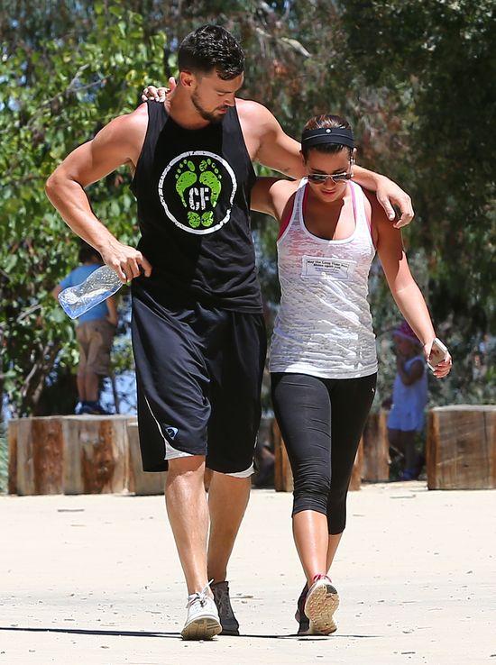 Lea Michele i jej chłopak podjęli poważną decyzję (FOTO)