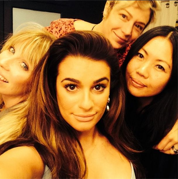 Lea Michele wraca do gry (FOTO)