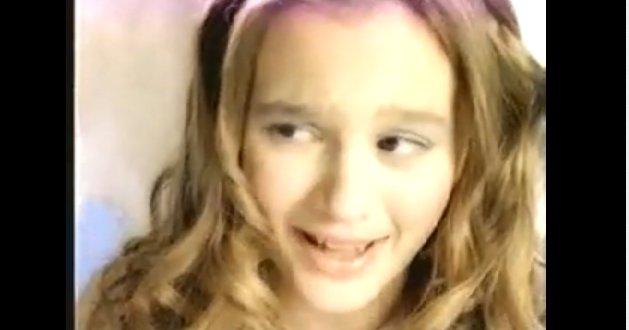Młodziutka Leighton Meester w reklamie Tamagotchi (VIDEO)