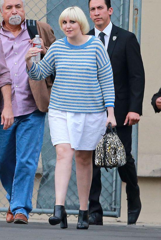 Jak wygląda wyjściowa stylówka Leny Dunham? (FOTO)