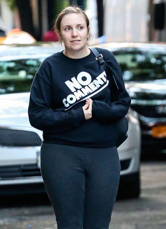 Jak wygląda Lena Dunham bez makijażu? (FOTO)