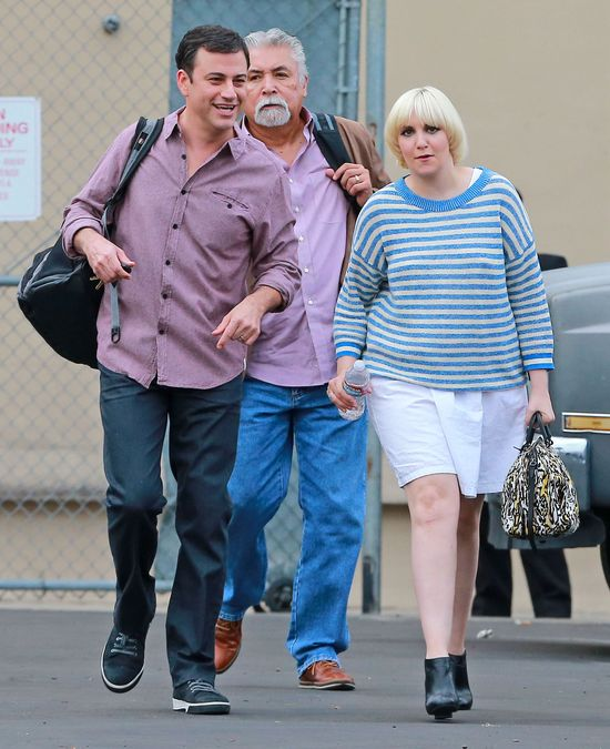 Jak wygl�da wyj�ciowa styl�wka Leny Dunham? (FOTO)