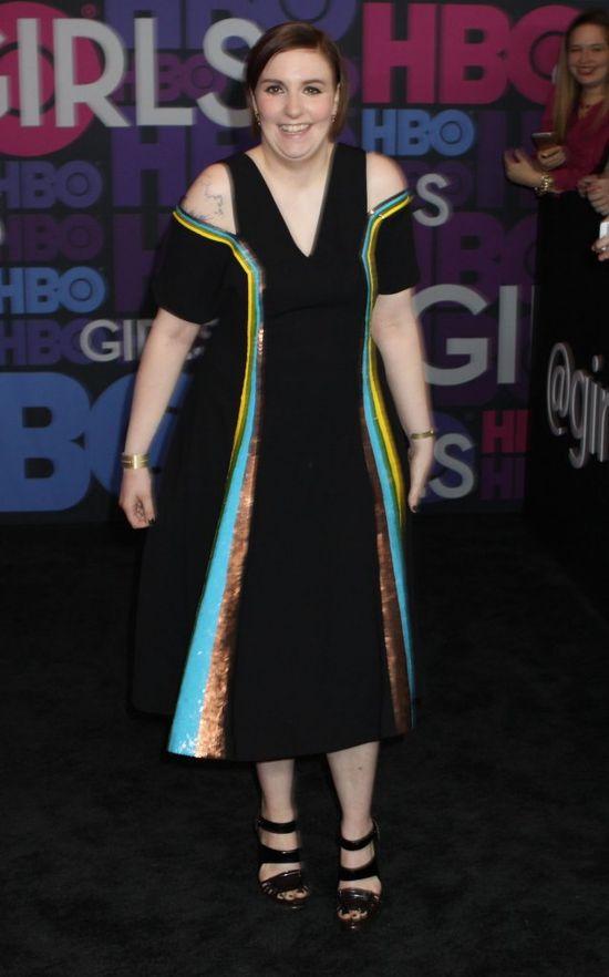 Lena Dunham zmieniła fryzurę! (FOTO)