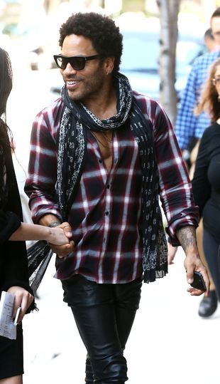 Trudno uwierzyć, że Lenny Kravitz skończył w tym roku 50 lat