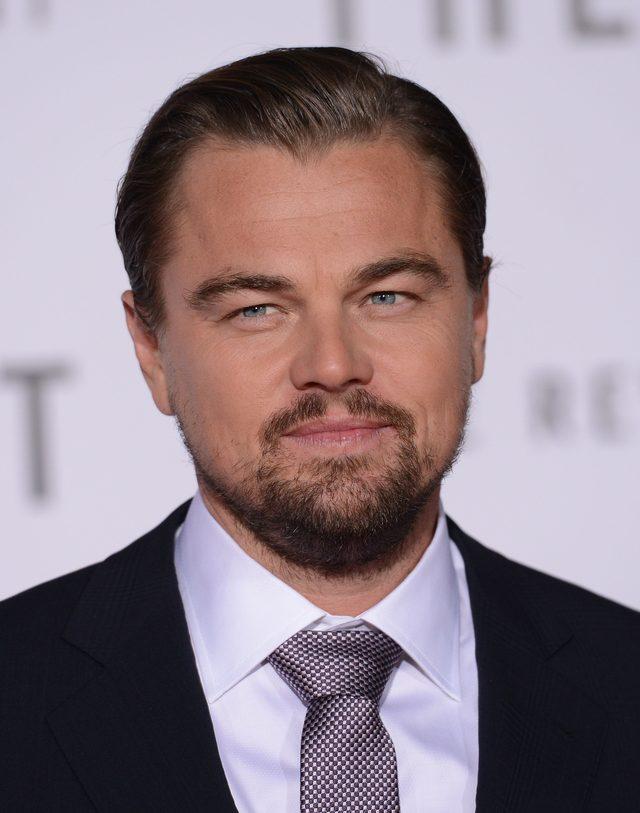 Leonardo Dicaprio o pielęgnowaniu brody i swoim pechu