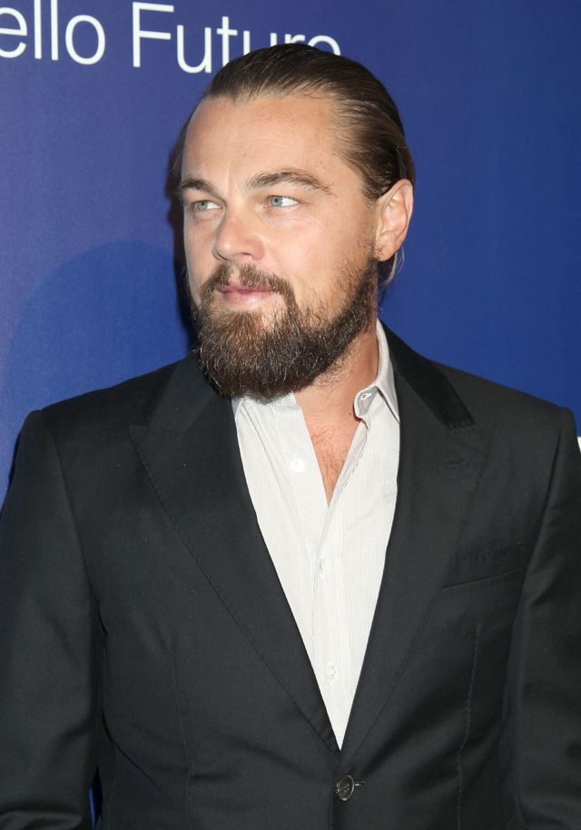 Leonardo DiCaprio został brodaczem (FOTO)