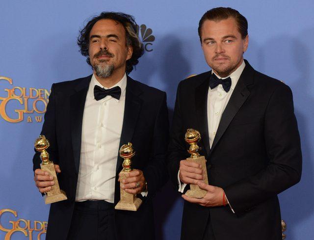 Leonardo DiCaprio skomentował swoją minę na widok tyłu Lady